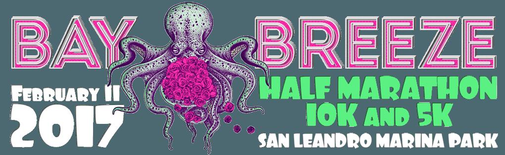 Bay Breeze Half Marathon 10K 5K