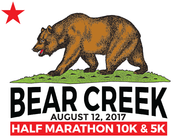 Bear Creek Half Marathon 10K & 5K