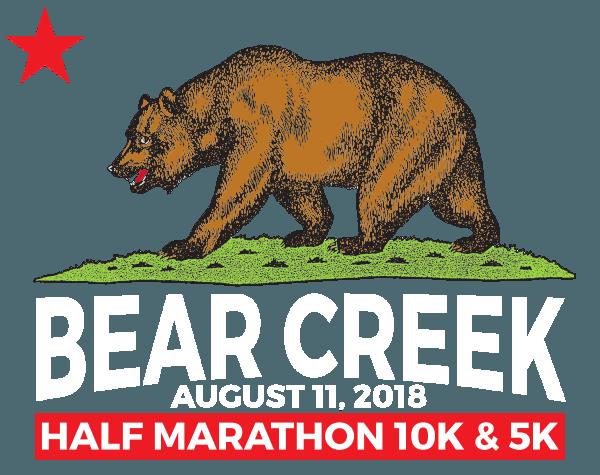 Bear Creek Half Marathon 10K & 5K