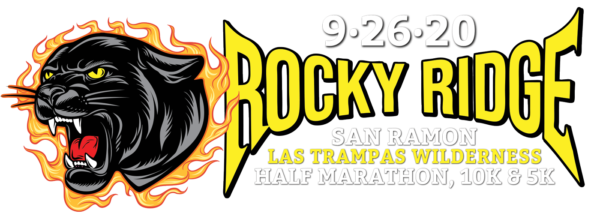 Rocky Ridge 9 26 20 Half Marathon 10k 5k San Ramon Ca Brazen Racing