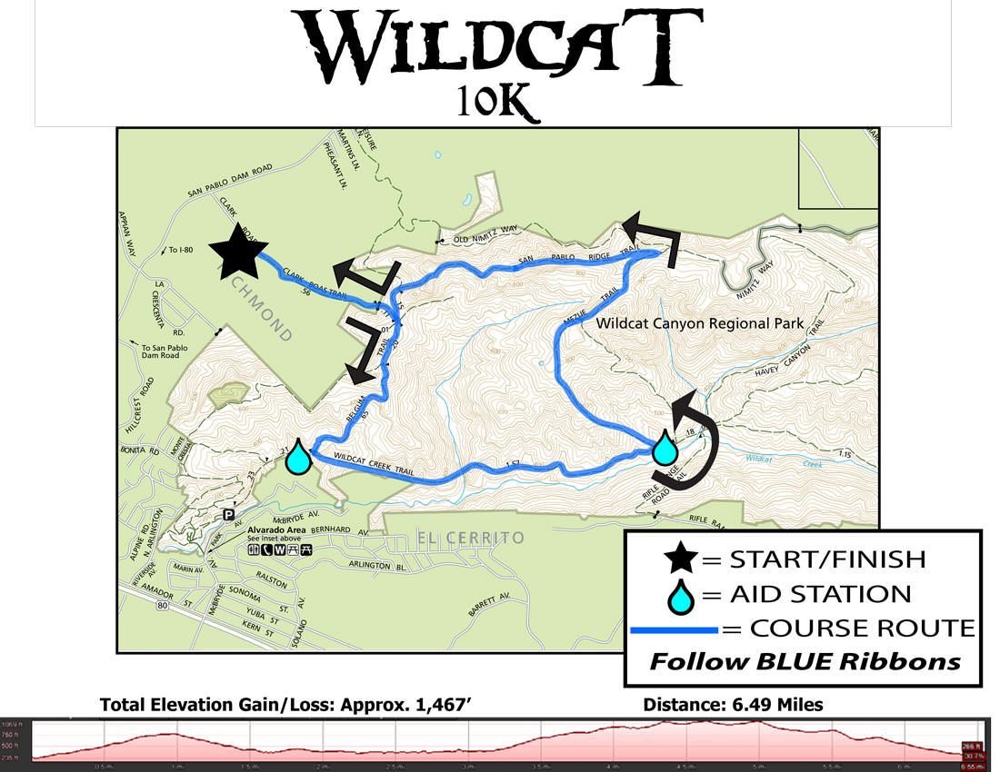 Wildcat-course-map-and-elevation-chart-10K